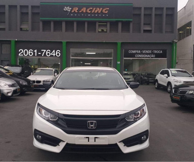 Civic Touring 1.5 ( Aut ) 2019 - Racing Multimarcas