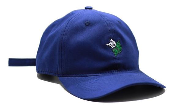 Boné Dad Hat Strapback Aba Curvada