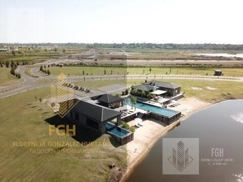 Lote Amarra Naudir, Directo Con Salida Al Río Luján