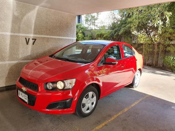Chevrolet Sonic 2016 5 Puertas 2016