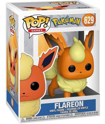 Funko Pop! Games - Pokémon - Flareon #629