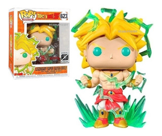 Funko Pop! Legendary Super Saiyan Broly 623 6 Exclusive