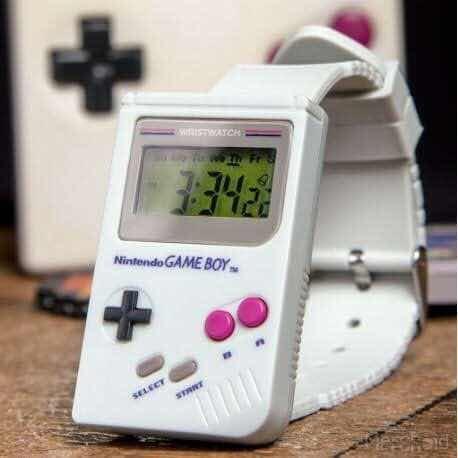 Reloj Game Boy Original