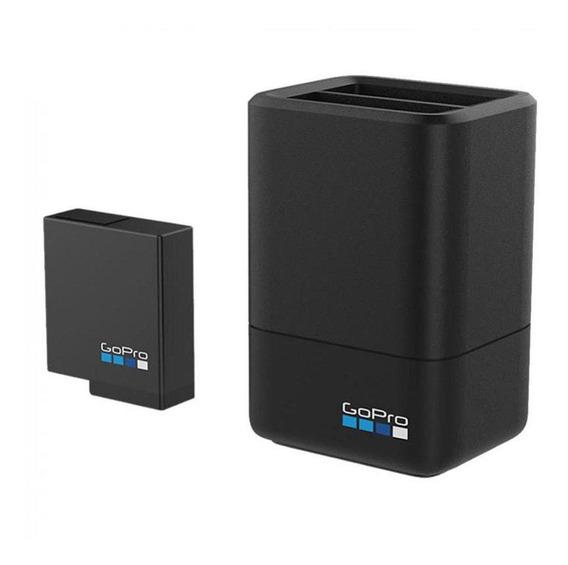Carregador Duplo Gopro 567 Black + Bateria Original Gopro