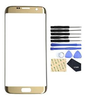 Pantalla De Reparación De Vidrio Vekir Para Samsung Galaxy