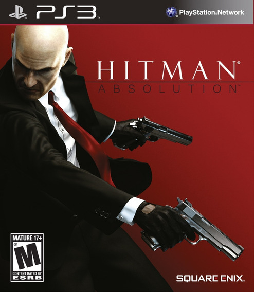Hitman Absolution Special Edition Ps3 Psn - Midia Digital