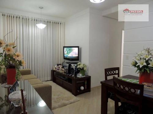Apartamento Com 2 Dormitórios À Venda, 50 M² Por R$ 340.000,00 - Penha De França - São Paulo/sp - Ap1006