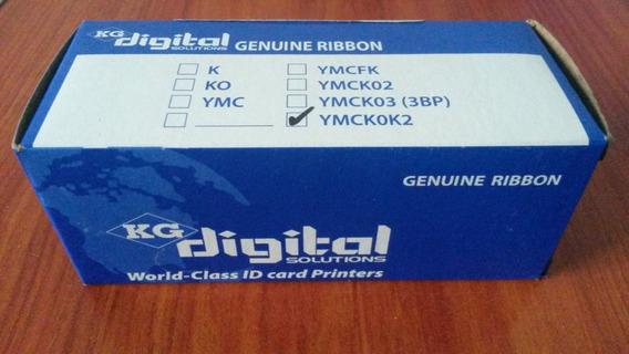 Cinta Ribbon Color Ymck0k2 Impresora Nisca Oferta Remate