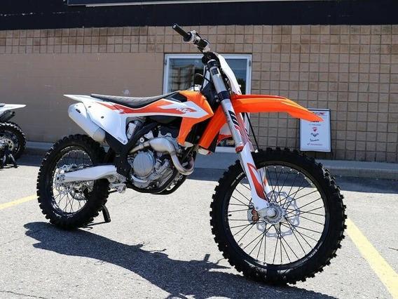 Ktm 250 Sxf 2020 0km No Crf Yzf Kxf Husqvarna Fc Rider Pro
