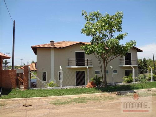 Chácara  Residencial À Venda, Nova Rheata, Boituva. - Ch0236