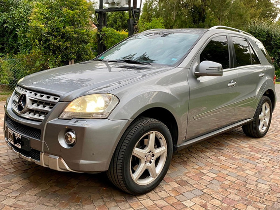 Mercedes Benz Ml 350 3.5 4 Matic Sport Con Strong Glass Max