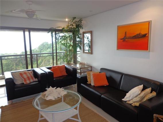 Condomínio Sorocotuba ,pé Na Areia , Vista Ao Mar, Praia Particular,lazer Completo , 2 Vagas De Garagem - Ap4233