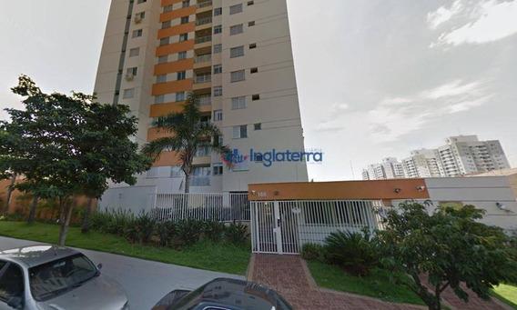 Apartamento Com 2 Dormitórios Para Alugar, 60 M² Por R$ 900,00/mês - Aurora - Londrina/pr - Ap0981