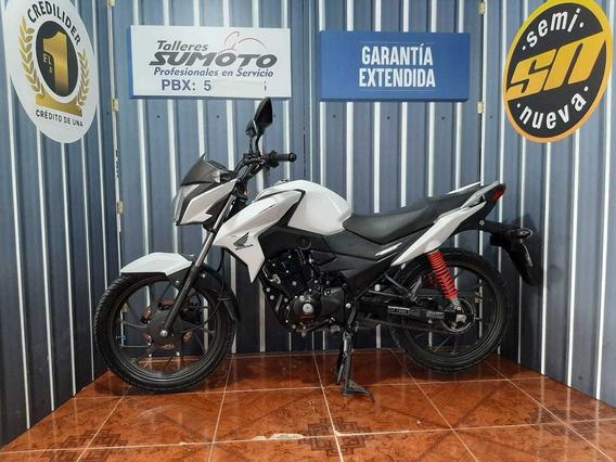 Cb 125f Honda Modelo 2020 Medellin