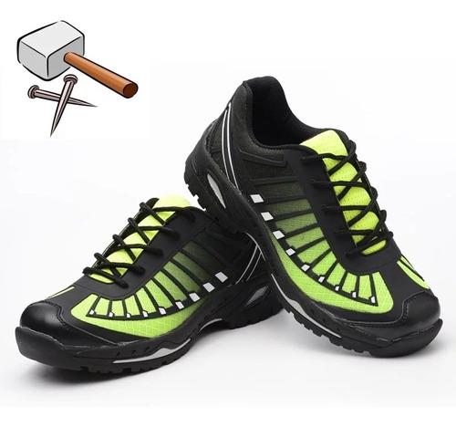 Zapato De Seguridad Moderno De Punta De Acero