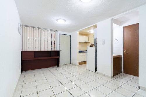 Imagen 1 de 12 de Bonito Departamento En Condominio  La Cascada , 34382