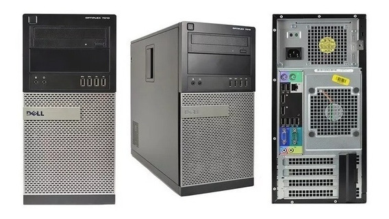 Dell Torre Intel I5 3ª Ger, Optiplex 7010 Gamer