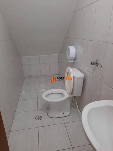 Imagem 1 de 11 de Galpão Para Alugar, 187 M² Por R$ 3.800/mês - Vila Carrão - São Paulo/sp - Ga0016