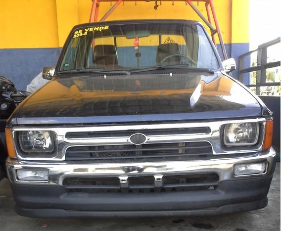 Toyota Hilux 1988 Cabina Y Cuarta Cama Larga