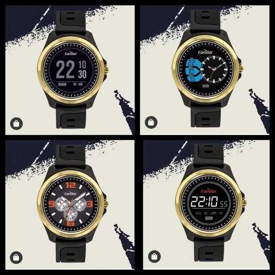 Relógio Condor Touch