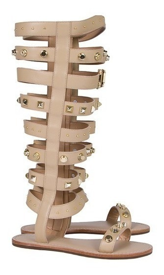 Sandália Gladiadora - Lança Perfume Ref 58085