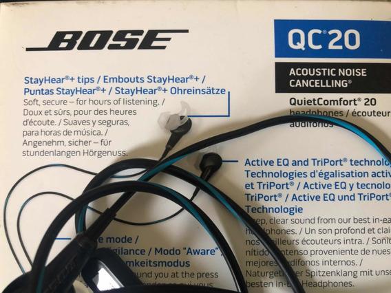 Fone Bose Qc20 N Q25 Q35