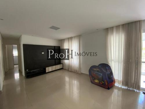 Imagem 1 de 15 de Apartamento Para Venda Em São Bernardo Do Campo, Centro, 3 Dormitórios, 1 Suíte, 2 Banheiros, 2 Vagas - Domeuftai_1-1668381