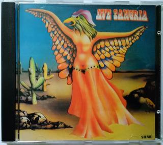 Cd Ave Sangria (1974) C/encarte Com As Letras Das Músicas