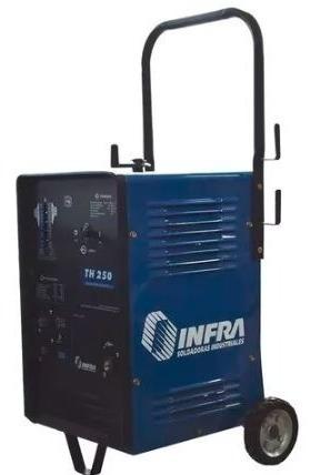 Maquina De Soldar Infra Th 250 Con Cables