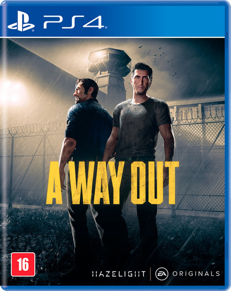 A Way Out Ps4 Game