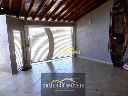 Imagem 1 de 29 de Casa Com 3 Dormitórios À Venda Por R$ 650.000,00 - Jardim Dona Regina - Santa Bárbara D'oeste/sp - Ca0498