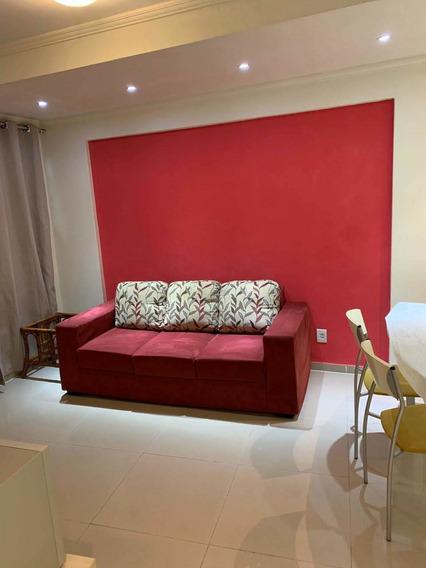 Itarare- Apto 2 Dorm-mobiliado-moderno-px Praia 1 Vg-show