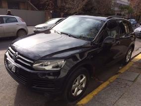Volkswagen Touareg 2012 Style