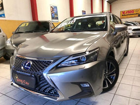Lexus Ct200h 1.8 Hibrido 2018 0km Teto Kingcar Multimarca