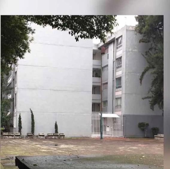 Departamento Paseos De Churubusco