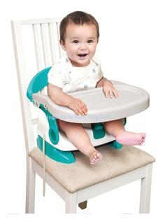 Nueva Silla Para Comer De Bebe Niño Booster Elevador 2en1