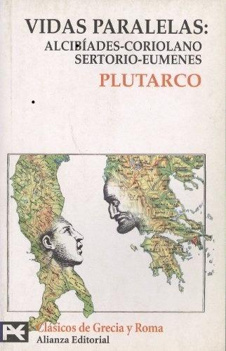 Imagen 1 de 3 de Vidas Paralelas Alcibiades, Plutarco, Alianza