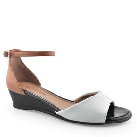 13e8c229e2 Sandalia Ramarim Total Confort Salto Baixo - Sapatos no Mercado ...