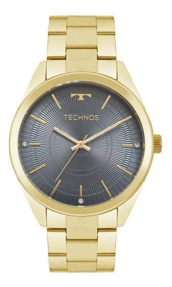 Relógio Technos Unissex 2036mkb/4a