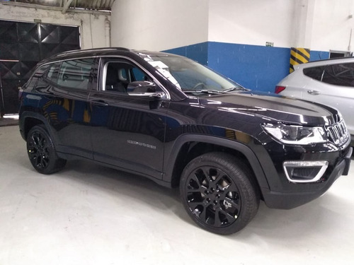 Jeep Compass Limited Diesel Blindada -- Pronta Entrega