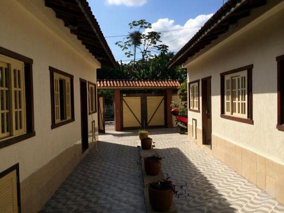 Casa Térrea Linear Flat 2 Qtos Itaipú, S/cond, Próx Praias