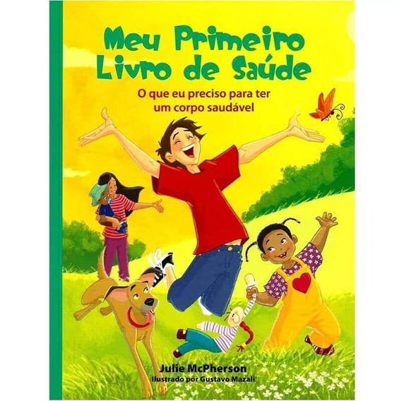 Livro Infantil Meu Primeiro Livro De Saúde - Cpb