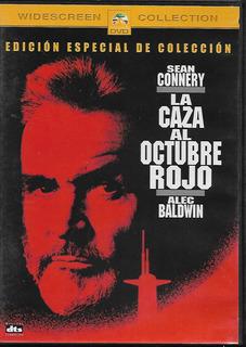 La Caza Al Octubre Rojo Edicion Especial De Coleccion Dvd