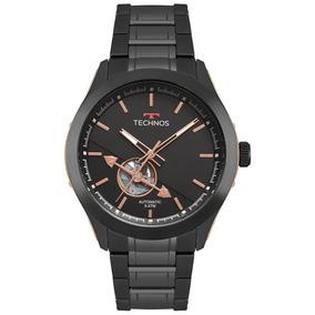 Relógio Technos Masculino Automatic Analógico 82s0ac/4p