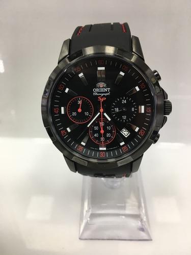 Reloj Orient Goma Fkv00005bo