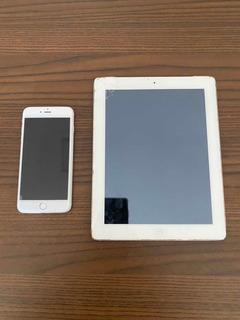 iPhone 6 Plus 16gb + iPad 2 32gb Usado