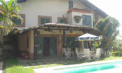 Imagem 1 de 30 de Casa Com 4 Dormitórios À Venda, 497 M² Por R$ 1.270.000,00 - Granja Viana - Carapicuíba/sp - Ca11501
