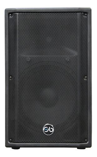 Bocina Soundbarrier De 15 Amplificada 1500w