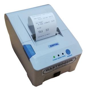 Impresor Etiqueta Terminca Systel Eco 2 Envio Gratis Cuotas