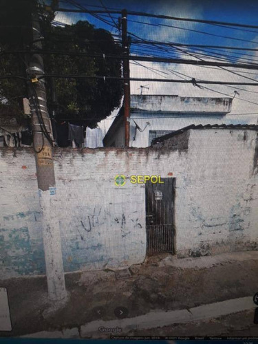 Casa Com 4 Dormitórios À Venda Por R$ 350.000,00 - Cidade São Mateus - São Paulo/sp - Ca0639